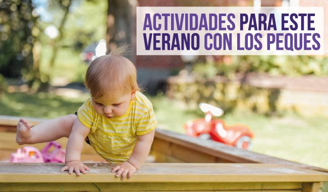 Actividades con niños durante las vacaciones de verano